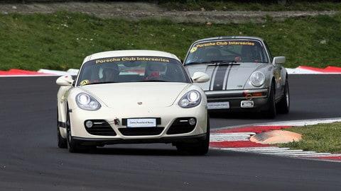 Porsche Club Interseries, la prima tappa a Valellunga