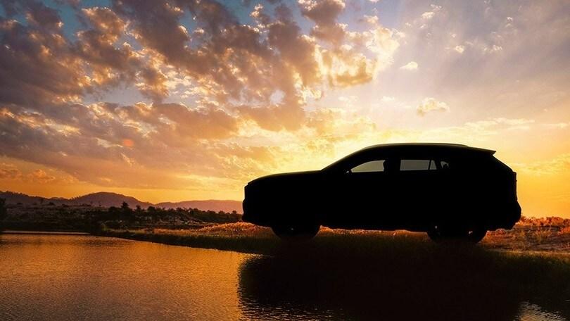Toyota Rav4, in scena la quinta generazione al Salone di New York