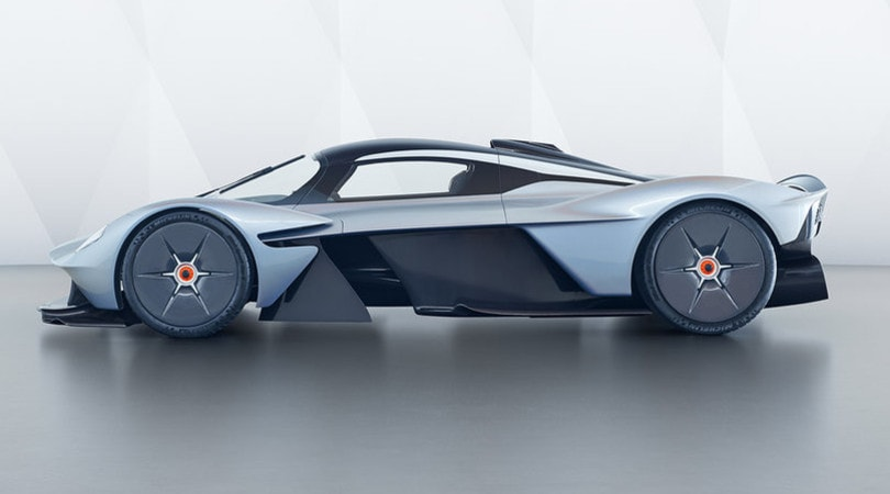 La guerra delle hypercar, Aston Martin sfida McLaren e Ferrari
