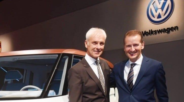 """Idea Volkswagen: """"Investiamo sull'elettrico, ma il diesel non va bandito """""""