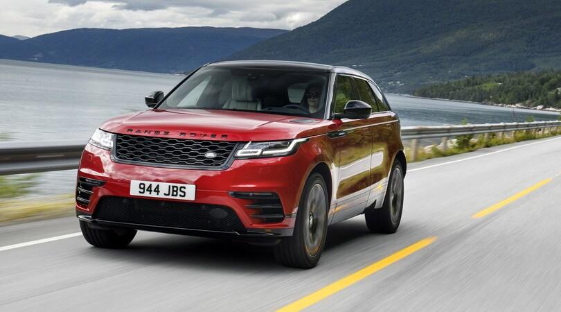 Range Rover Velar SVR, sta arrivando la regina di cattiveria