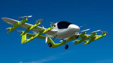 Cora, missione taxi volante: c'è lo zampino del fondatore di Google