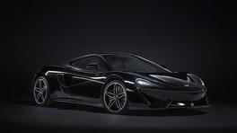 McLaren 570GT MSO Black Collection: foto