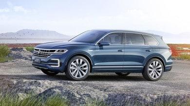 Volkswagen Touareg 2018 punta tutto su tecnologia e sportività