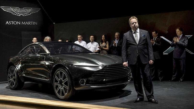 Aston Martin Varekai, il suv nel segno della V