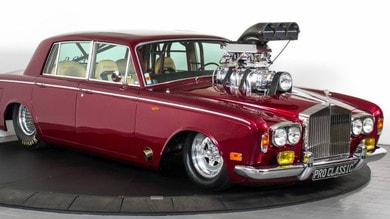 Rolls Royce, da Silver Shadow a dragster regale