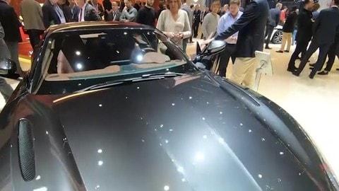 Aston Martin, cavalleria inglese al Salone di Ginevra