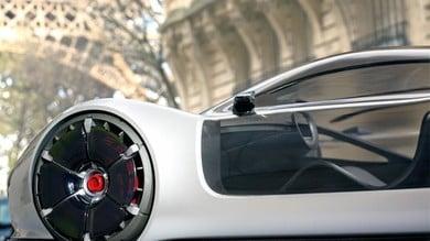 Porsche Style, futurismo in miniatura