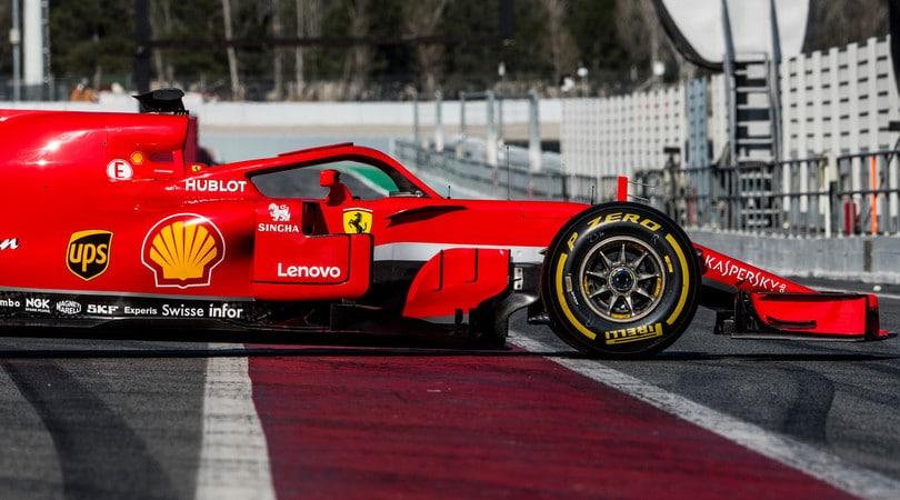 Lenovo, partnership e fornitura alla Scuderia Ferrari
