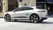 Alleanza tra Jaguar e Wyamo, flotta autonoma con I-Pace
