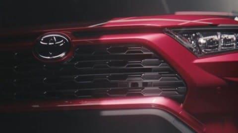 Nuovo Toyota RAV4, la quinta generazione