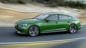 Audi RS 5 Sportback, 450 cv per una emozione a cinque porte