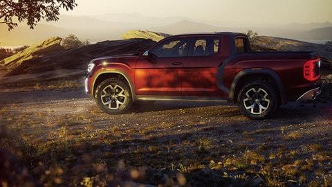 Volkswagen Atlas Tanoak: foto