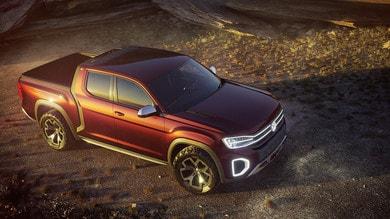 Volkswagen Atlas Tanoak, il pick-up di domani