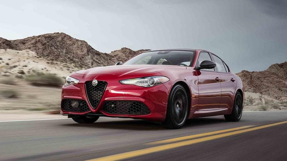 Alfa Romeo Stelvio E Giulia Nero Edizione Auto It