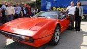 Ferrari, all'asta la 308 GTS di Gilles Villeneuve