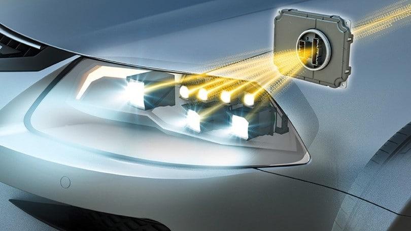 Accordo tra continental e osram nell illuminazione auto