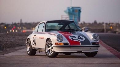 Porsche 911 RS Hot Rod, nostalgia canaglia anni '70