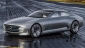 Mercedes EQ S, nel 2020 l'ammiraglia elettrica