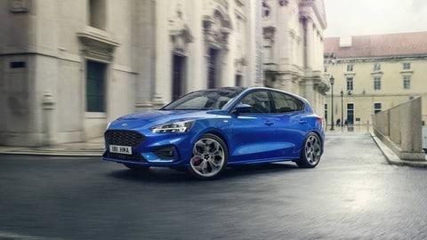Ford Focus quarta generazione