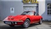 Opel GT, solo cinque anni per lasciare il segno