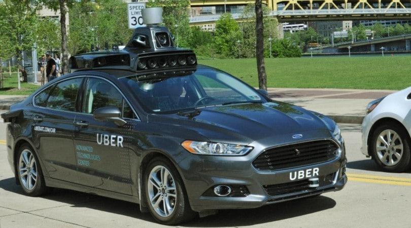 Uber: i veicoli a guida autonoma saranno più sicuri