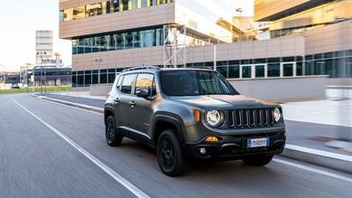 Jeep Renegade Hyper, una