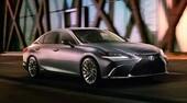 Lexus ES, la nuova berlina ibrida pronta al debutto