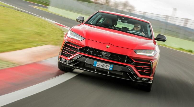 Lamborghini Urus, perversione ad alte prestazioni: primo contatto