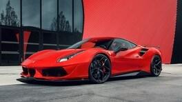 Pogea FPlus Corsa, una Ferrari 488 oltre la Pista