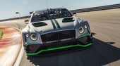 Bentley Continental GT3, classe da corsa