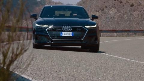 Audi A7 Sportback, gran turismo ai massimi livelli