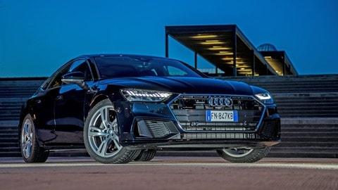 Audi A7 Sportback: foto