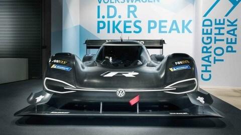 Volkswagen I.D. R Pikes Peak, super elettrica