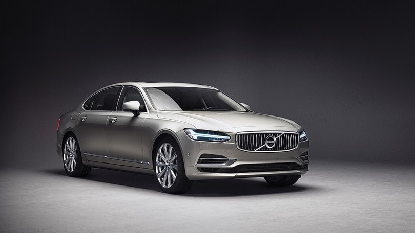 Volvo S90 Ambience Concept, lusso multisensoriale