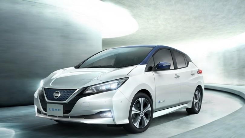 Nissan, l'e-Power giapponese nel piano Move 2022