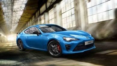 GT86, Toyota affina la sua sportiva verace