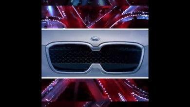 iX3 concept, a Pechino BMW col Suv compatto elettrico