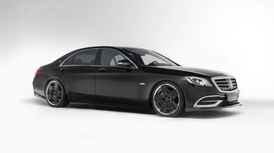 Lorinser, tuning da first class con Maybach S 560