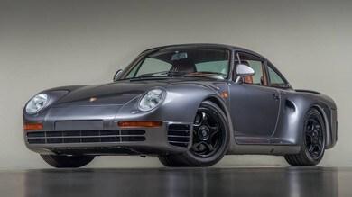Porsche 959 SC, 800 cavalli anni '80 firmati Canepa