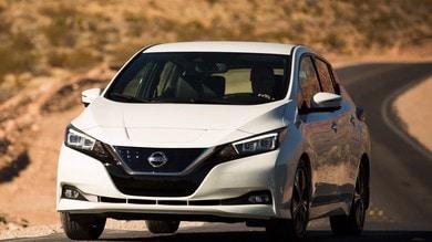 Nissan Leaf, oltre 100 mila unità in Giappone