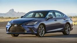 Lexus ES, un nuovo viaggio nel lusso