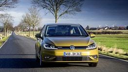 Volkswagen, non solo elettriche: il 2019 sarà della Golf mild hybrid