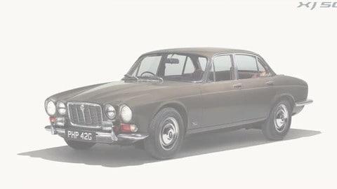 Jaguar XJ50 celebra mezzo secolo di grandi berlina