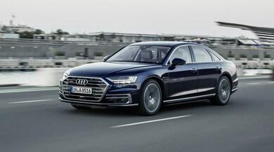 Audi S8, la nuova ammiraglia sportiva si prepara al debutto