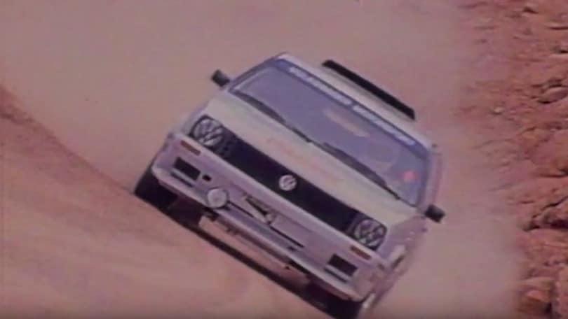 Volkswagen Golf Pikes Peak, la bestia bimotore da 650 cv