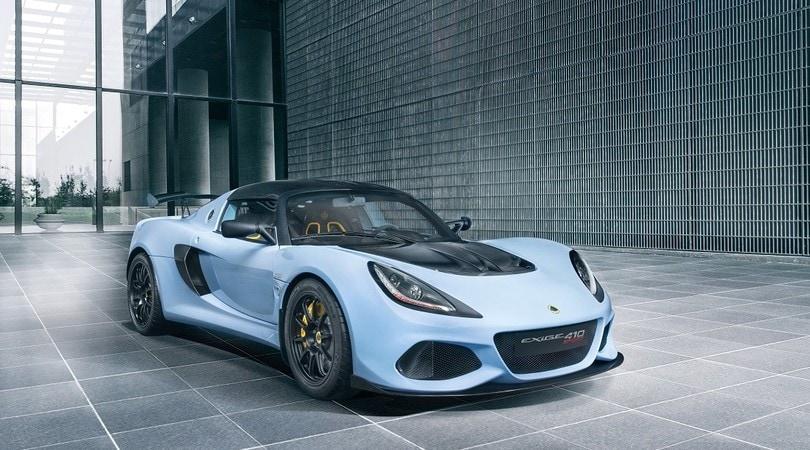 Lotus Exige Sport 410, vince la Cup dell'equilibrio