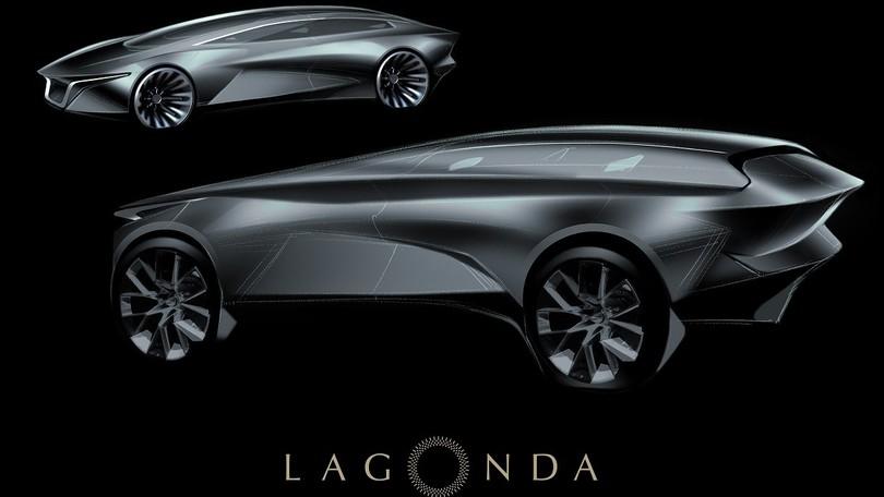 Lagonda, il verbo elettrico di Aston Martin: un suv per ricominciare