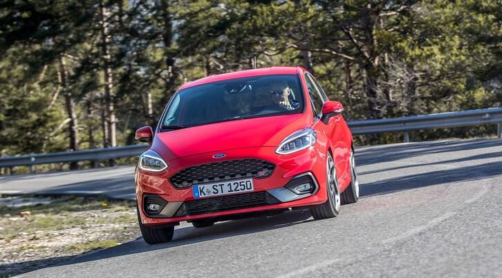 Nuova Ford Fiesta ST, tre cilindri sorprendenti