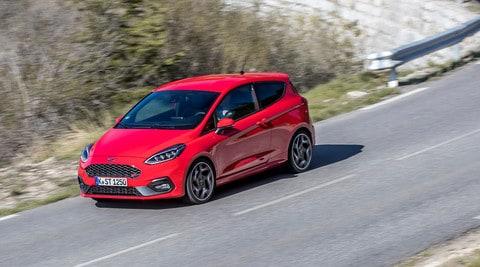 Ford Fiesta ST 2018: 3 cilindri per divertirsi